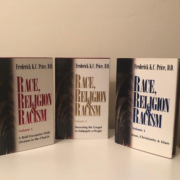 Race, Religion & Racism 3 Book Series